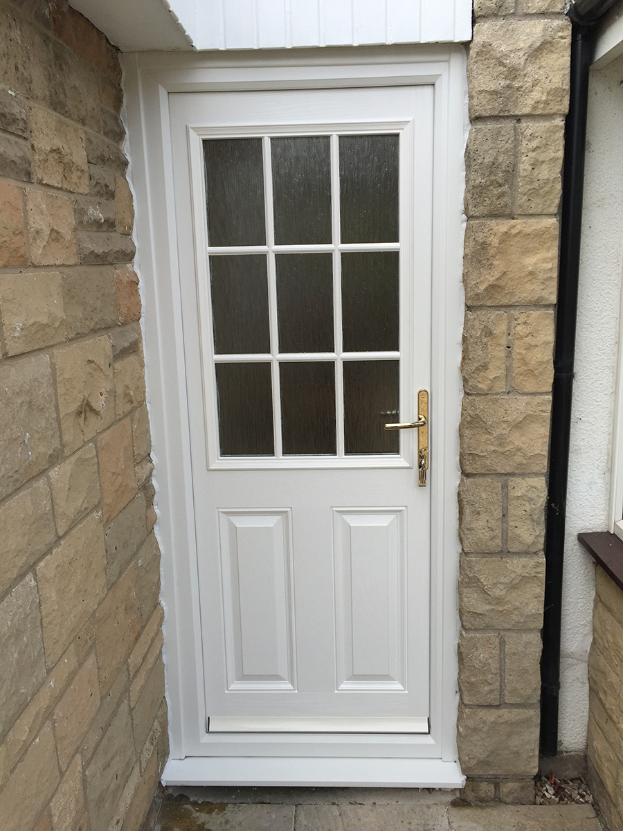 UPVC External Door